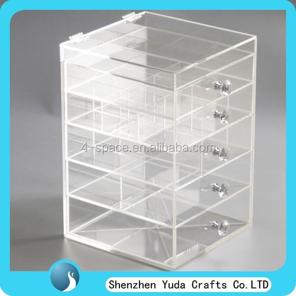 Plexiglass Cosmetic Organizer, Plexiglass Cosmetic Organizer Suppliers And  Manufacturers At Alibaba.com