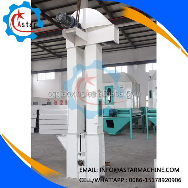 More Than 15 Years Experience Cast Iron China Bucket Residential Elevator