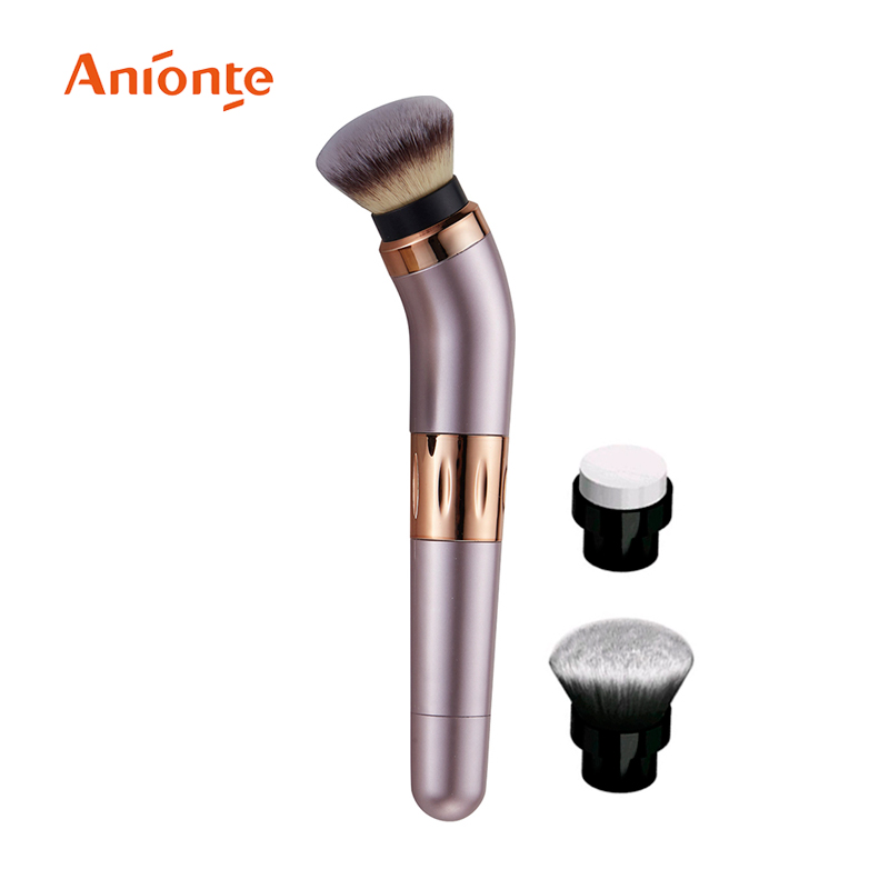 2 batterie AA operated Elettrico make up brush
