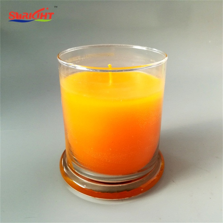 New Products On China Market Wedding Favors Gifts Glass Jar Candle