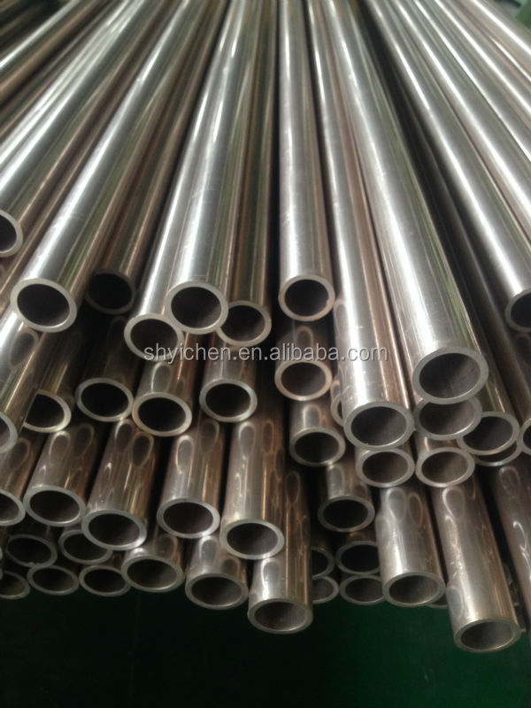 Uns c copper nickel alloy seamless tube and