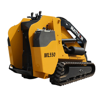 MATTSON ML550 MINI TRACK SKID STEER FOR SALE