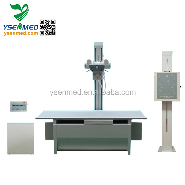 YSX500G Hospital Hot Sale 50kw Medical Radiography x-ray Machine