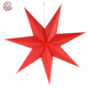 30inch Seven Advent Star Hollowing Paper Star Nordic Star