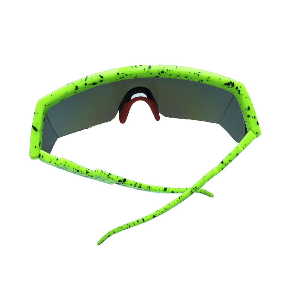 Special design interchangeable anti impact sporting eyewear