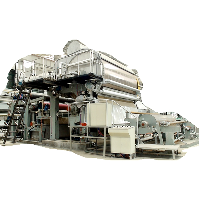 Toilet paper making machine tissue paper machine napkin paper making machine