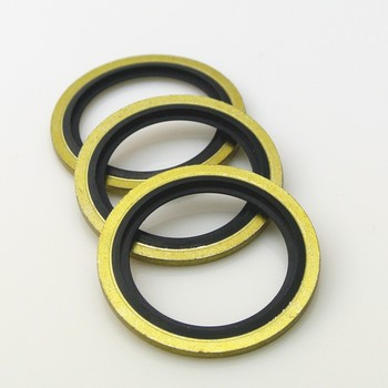 New Products Rubber Bonded Seal Washers - Buy Rubber Bonded Seal ...
