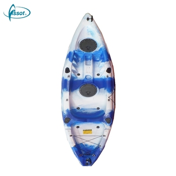 Handmade optional colors single sit fishing cheap native watercraft liker kayak with pedal