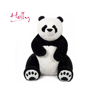 Cheap price panda bear stuffed toys with best quality