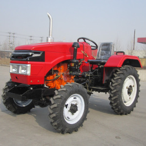 2018 new 18HP 4x4 wheel drive mini farm tractor