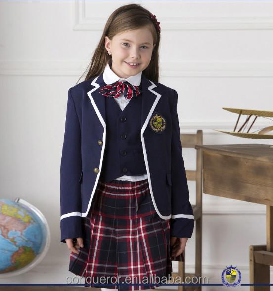 Écolière britannique
