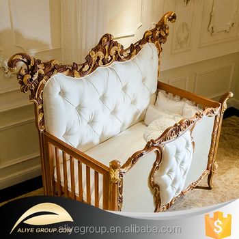 AK38 Bisini Baby Furniture, Baby Products Million Dollar Baby Classic Crib,  European Style