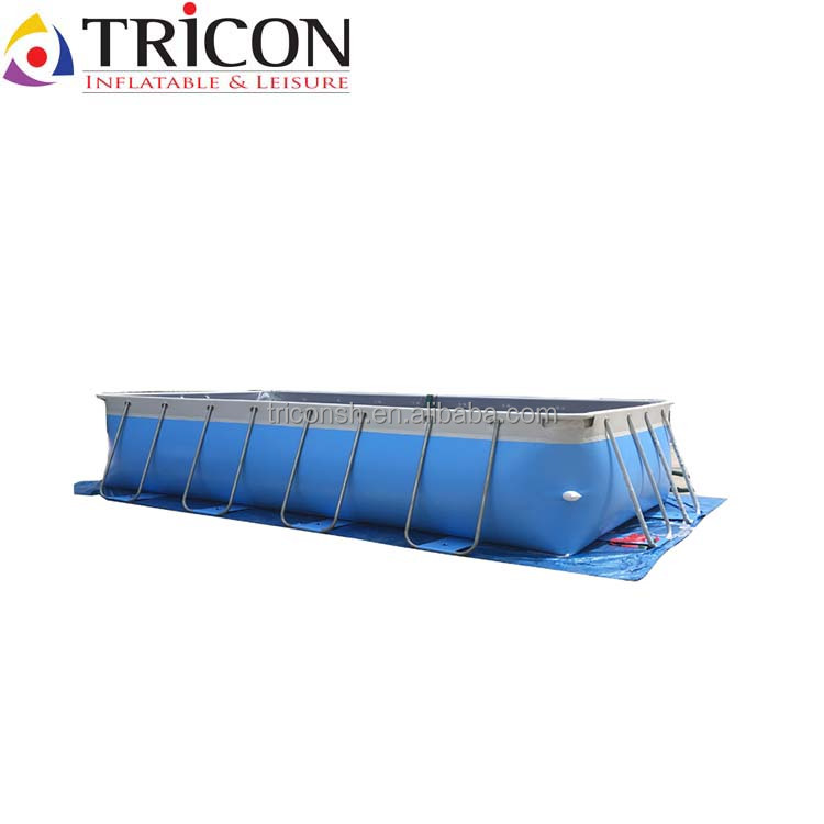 Metal Frame Swimming Pool, Metal Frame Swimming Pool Suppliers and ...