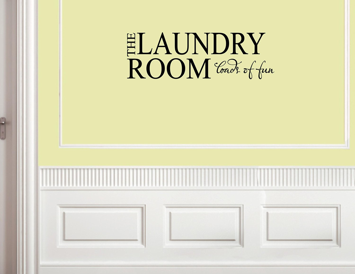 Cheap Laundry Room Wall Quotes, find Laundry Room Wall Quotes deals ...