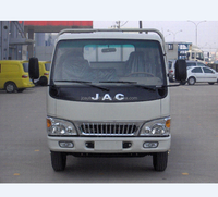 Low price JAC 8 Tons 4*2 light-duty dump truck with cheap price
