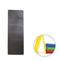 YMA070 Foldable Fitness Mat with Carrier hot sell