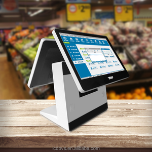 15 inch Touch Screen POS All in One Point of Sale system for Supermarket Restaurant