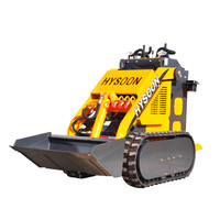 Hot small multi purpose mini Skid steer loader