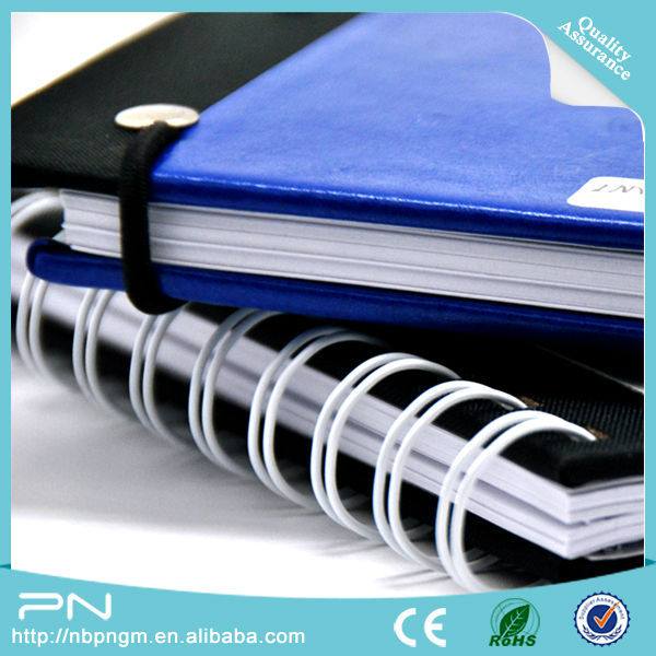 Back to School PU Material Notebook Calculator with Pen