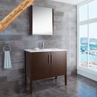 Best Selling Top Quality Ceramic Sink Bathroom Furniture