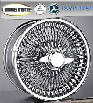 17inch 18inch 20 Inch Spoke Wheel Chrome Rim Wire Classic Old