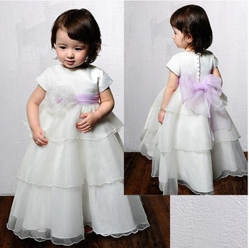 b27ad01858d For 0-14 Years Old Girls Good Quality Party Dresses Unique Fashionable Flower  Girls Dresses