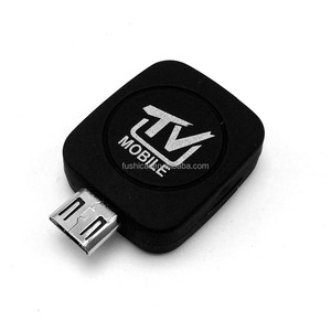 DVB-T ISDB-T usb TV tuner stick mpeg4 For android Phones tablet Google play store and watching