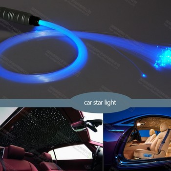 car roof top ceiling star light with kit fiber optic 200piece 2m buy fiber optic star. Black Bedroom Furniture Sets. Home Design Ideas