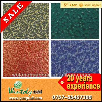 Special texture finish metallic metal powder paint buy Special paint finishes