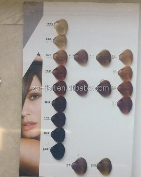 Avorio Hair Dye Color Chart,Hair Swatch - Buy Color Chart,Color Chart,Color  Chart Product on Alibaba.com