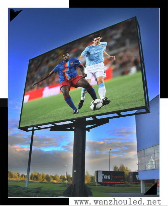 Cheap Price Outdoor Full Color Led Display Screen // Display Led ...