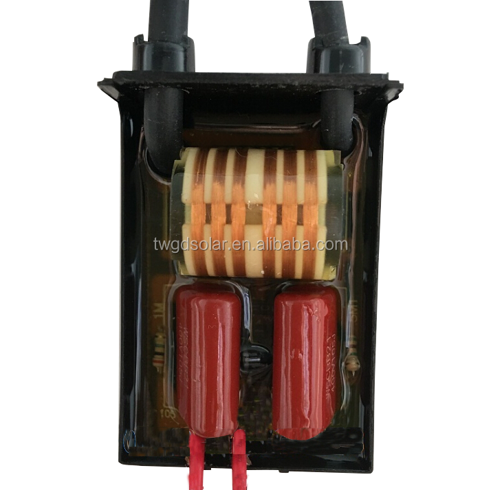 AC 220v High voltage igniter for electronic fuel injection stove output 15kv pulse high voltage generator