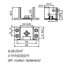 Window Mullion Connector Window Mullion Connector Suppliers and Manufacturers at Alibaba.com  sc 1 st  Alibaba & Window Mullion Connector Window Mullion Connector Suppliers and ...