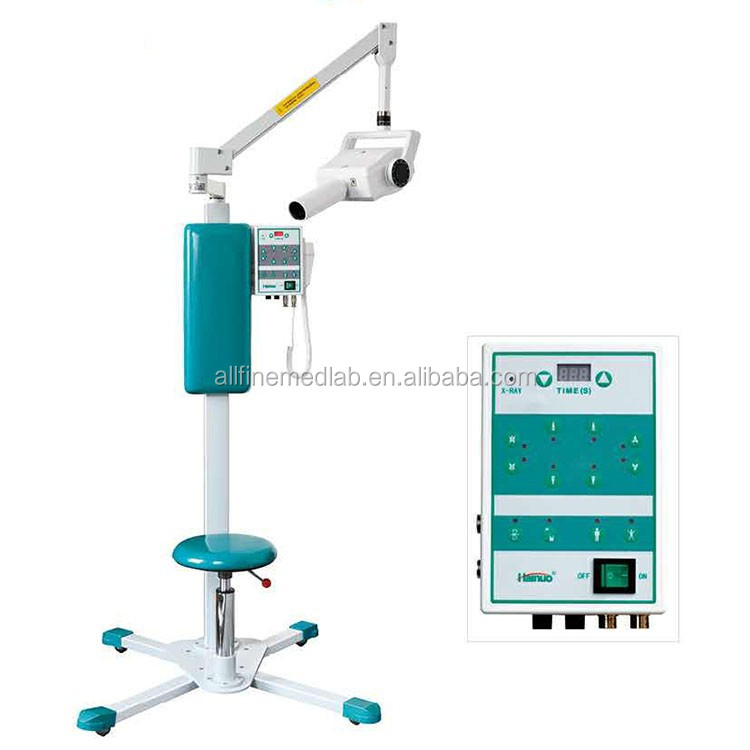 Mobile stand type 60kVp 8mA Dental X-ray