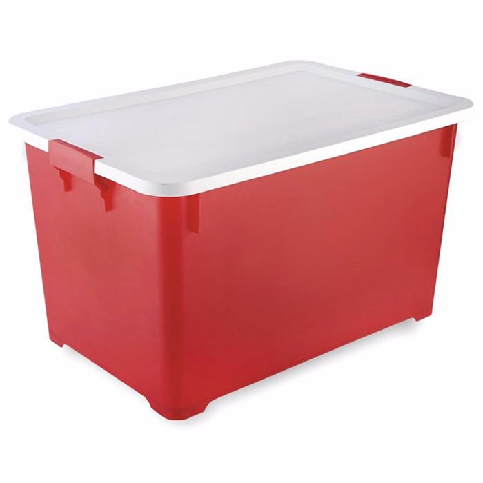 Large Big Plastic Storage Box With Lid Buy High Quality Plastic