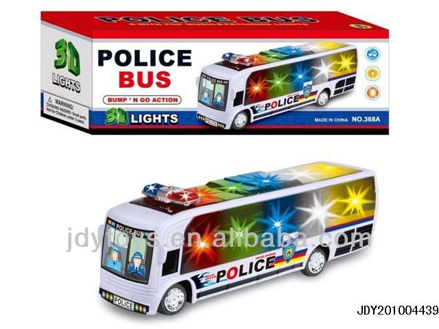 Plastique En Jouets Jouet Voiture Autobus Police Oroxmv 040736 De 7gYfIyvb6