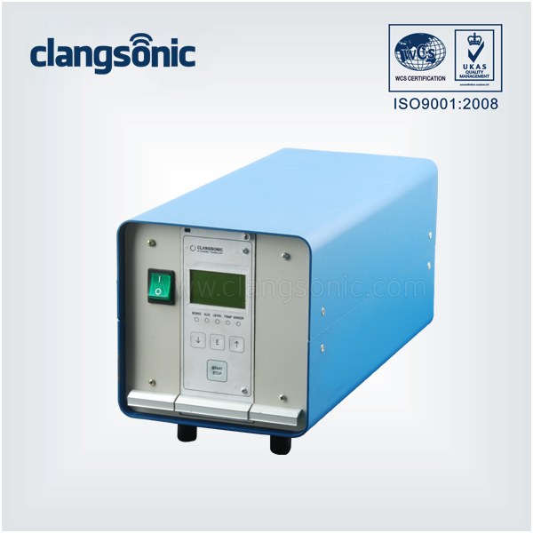 2000w all digital ultrasonic sweep generator used for ultrasonic turbine cleaning machine