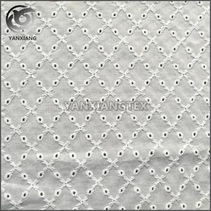 f0f616d5e649 Cutwork Cotton Lace Fabric
