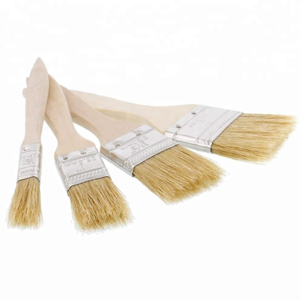 Stains,Varnishes,Glues,Gesso 1.5 inch Chip Paint Brushes for Paint 36 Pk