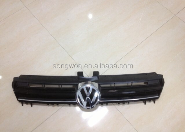 golf 7 car front grille