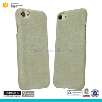 New technology new material mobile phone protective case cement kevlar case for iphone 7