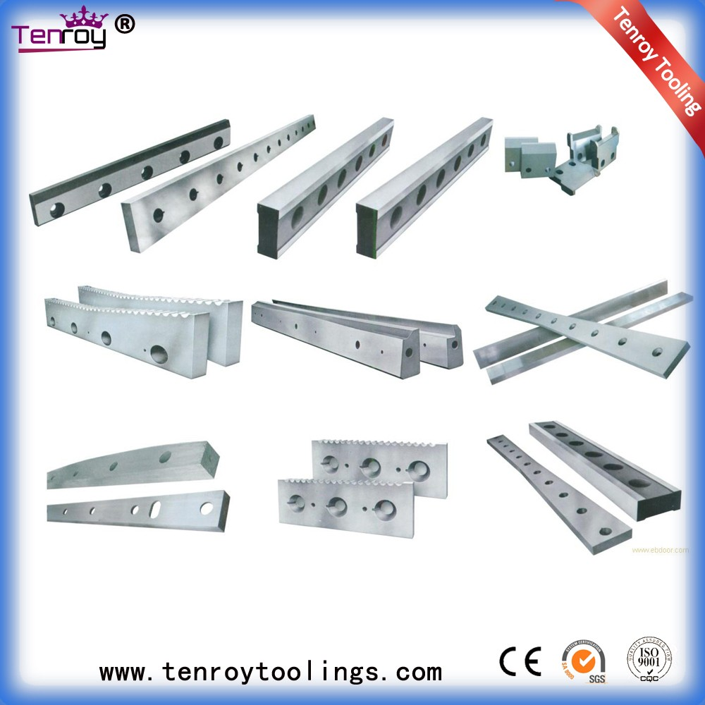 Tenroy shear blade,stainless steel plate cutter blades,discount stainless steel crop shear blade