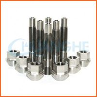 Made in china supplier quality class 10.9 truck wheel stud and bolt