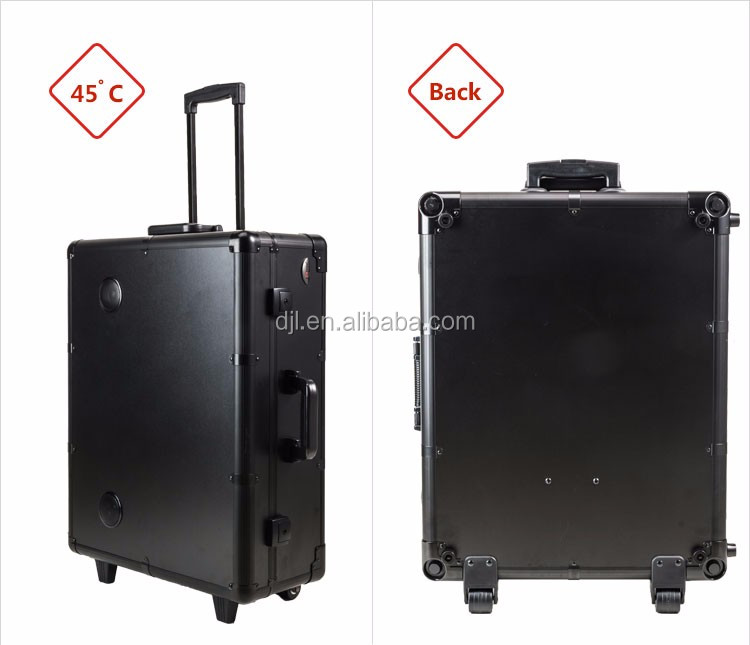 China Suppliers Beauty Cosmetic Case With Touch Screen