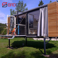 good demountable estate strong build real estate modern house plans tiny container home 40ft Trade Assurance container houses
