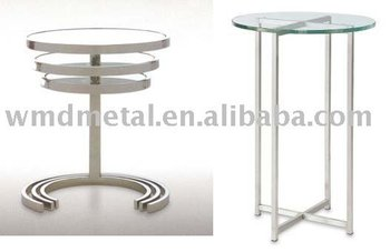TJ 02 Stainless Steel Round Table,chair Frame, Stand