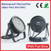 2017 New 18pcs RGBW Waterproof 18 x10w led par light IP65