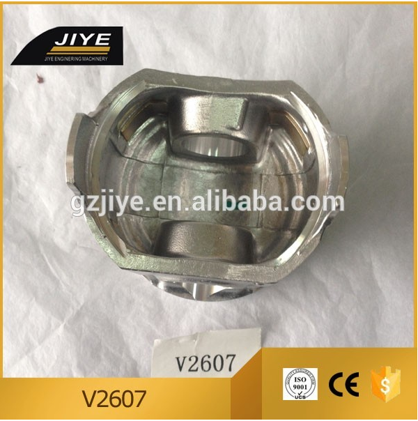 engine piston for D1005 ,16050-2110, V2607 ,1J700-21110,V3307 1G774-21110,V3300 1C040-21110,D722 and D902