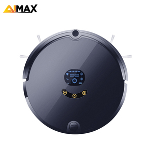 Automatic Sweeping Dust Sterilize Mobile Remote Control Robot Vacuum And Mop Cleaner