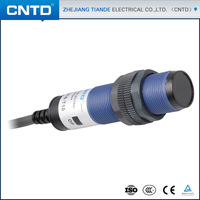 CNTD Cheapest Products Online High-end type Cylindrical Type Photoelectric Sensor